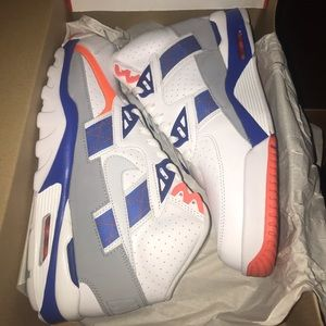 Men's Nike air trainer sc high